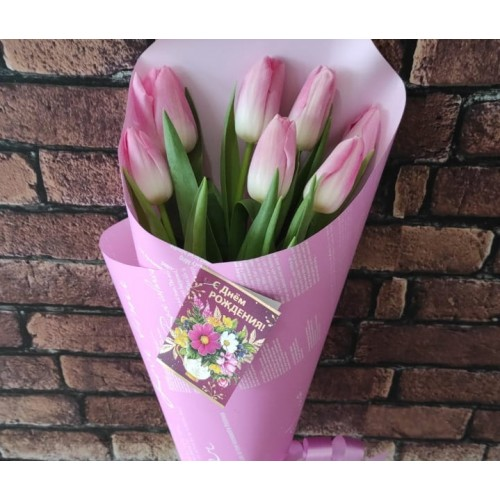 Тюльпаны дня